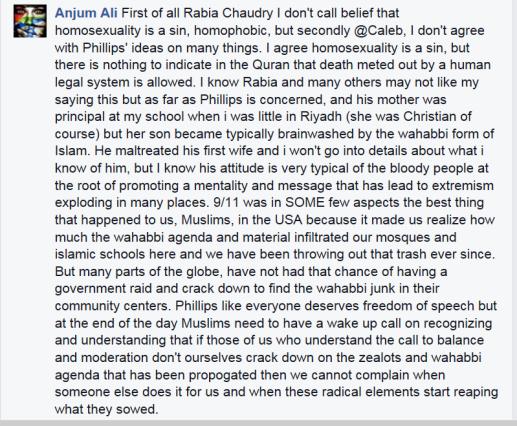Rabia Chaudry Anjum Ali