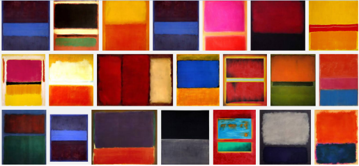 Image result for rothko artist